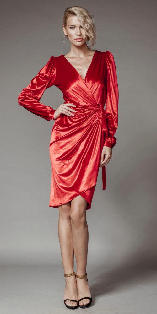 Rochie de ocazie rosie