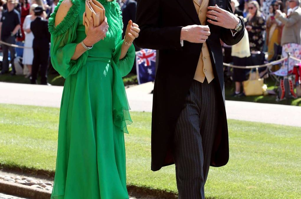 MARIA LUCIA HOHAN- designerul roman cu una dintre cele mai apreciate rochii de la nunta regala