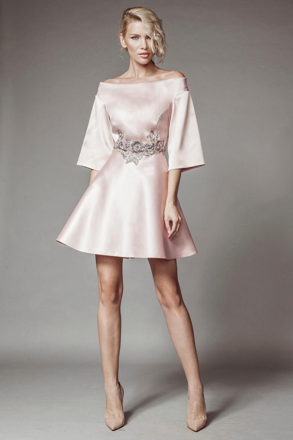 Rochie de seara scurta brand romanesc