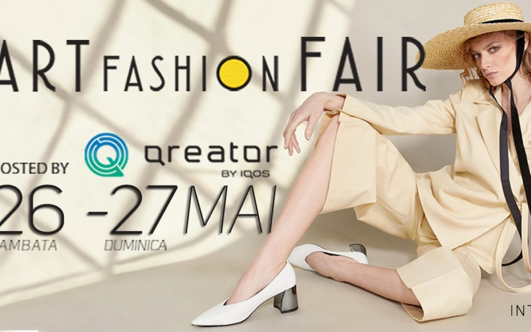 Art Fashion Fair Editia nr.13 – Eveniment de lifestyle si Fashion care promoveaza creatiile designerilor romani