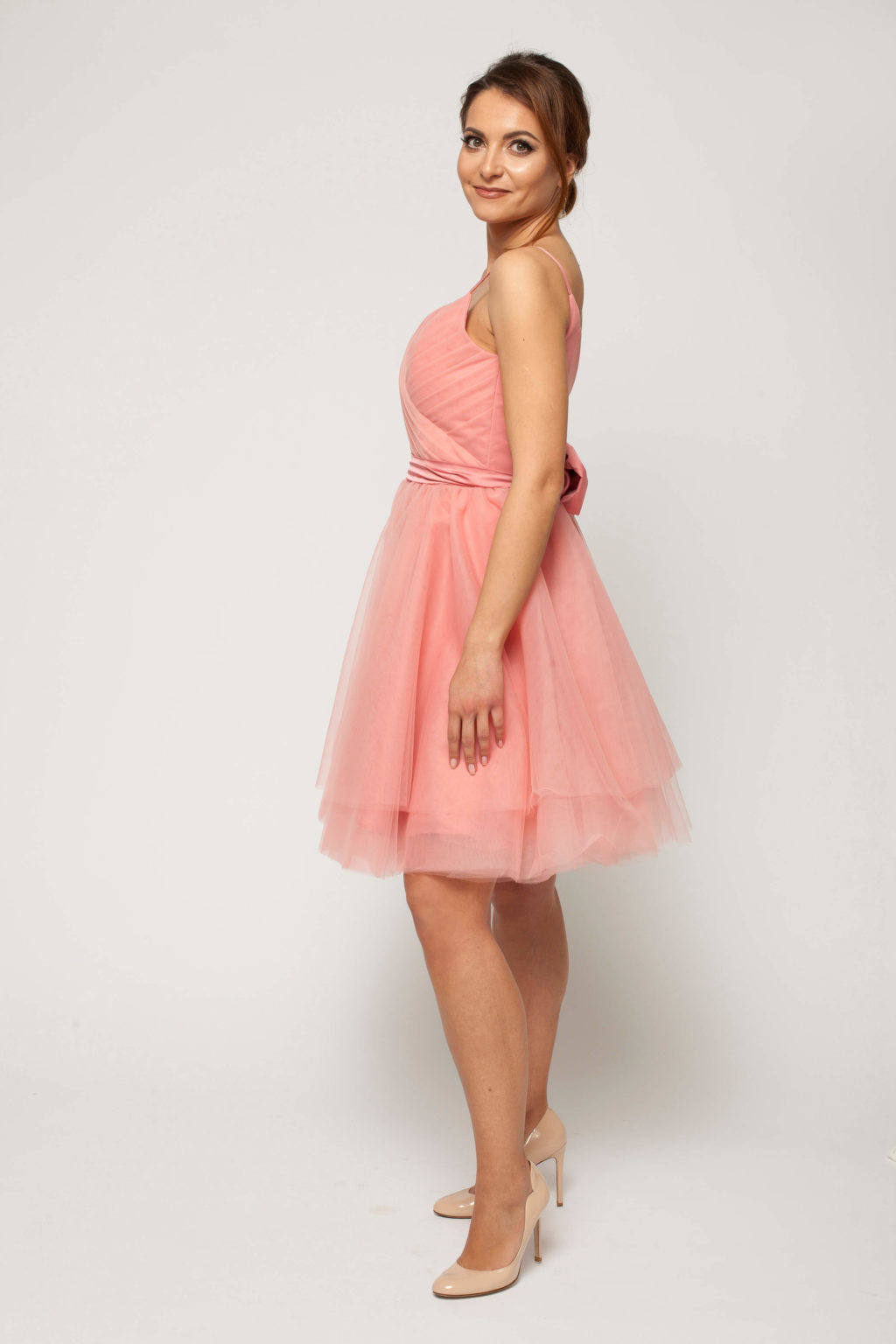 rochie din tul