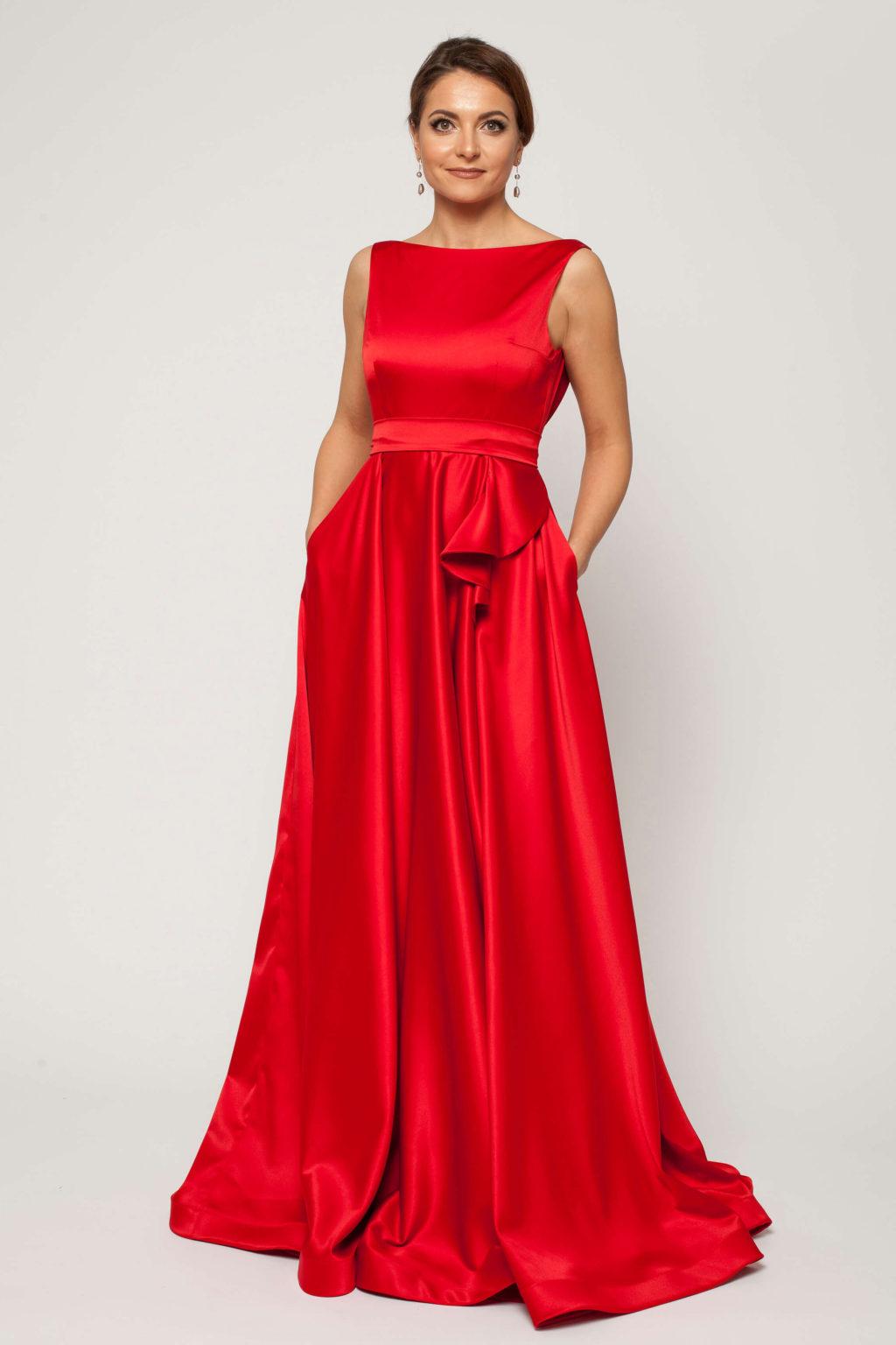 rochie de ocazie cu spatele gol